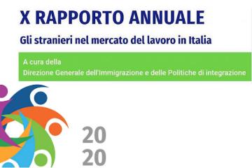 Gli stranieri nel mercato del lavoro in Italia