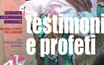 Giovedì 21 ottobre a Roma la veglia missionaria diocesana