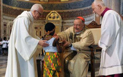 Intervista al cardinale Francesco Montenegro